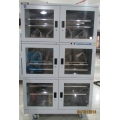 Dry cabinet with special dimensions